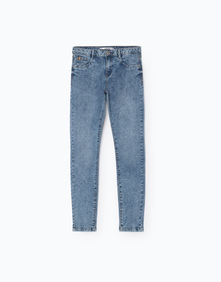 JEANS SUPER SKINNY HIGH ELASTICITY