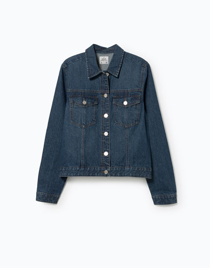 ESSENTIALS DENIM JACKET