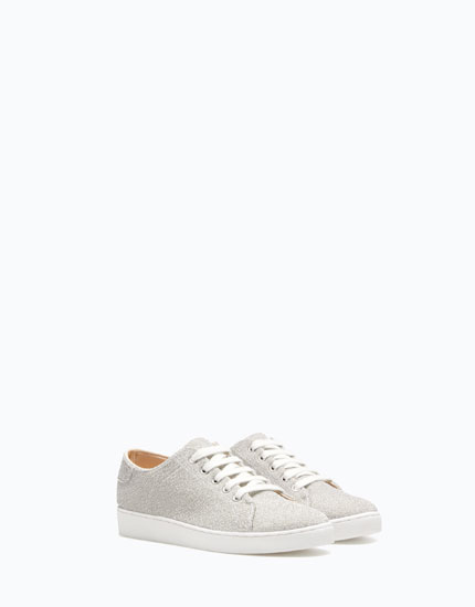 SUPER PRICE EMBELLISHED PLIMSOLLS