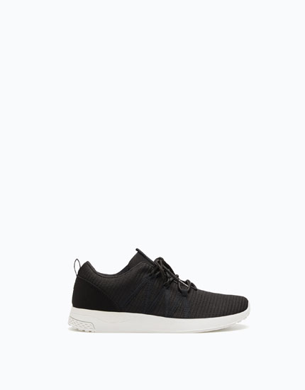 SUPER PRICE LACE-UP SNEAKERS