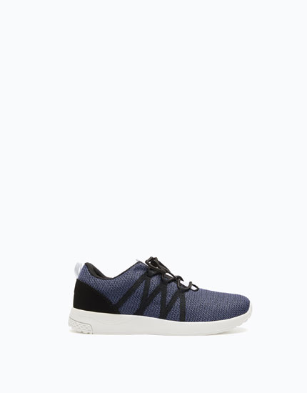 SUPERPRICE LACE-UP SNEAKERS