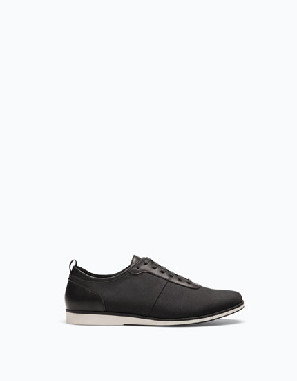 TECHNICAL SLIM SHOES
