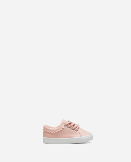 SOFT PLIMSOLLS WITH ZIP