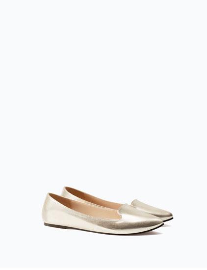 Lefties - zapato plano punta - 1-091 - 15900191-I2016