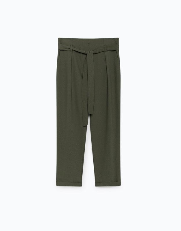 Lefties - pantalón lazada - 0-505 - 05924316-I2017