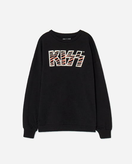 KISS SWEATSHIRT