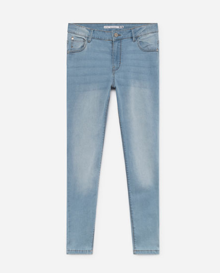 JEANS PUSH UP HIGH ELASTICITY