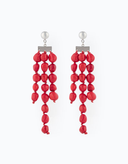 CASCADING EARRINGS