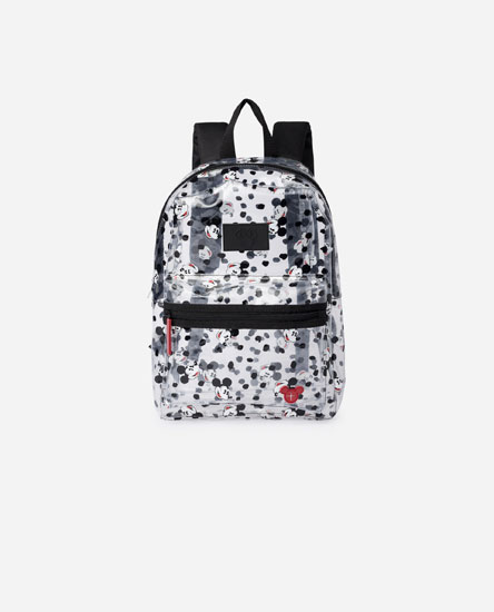 VINYL MICKEY BACKPACK