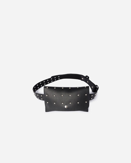 BELT BAG WITH STUDS