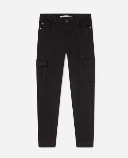 JEANS SUPERSKINNY CARGO