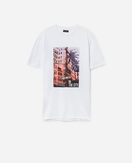 CAMISETA ESTAMPADO