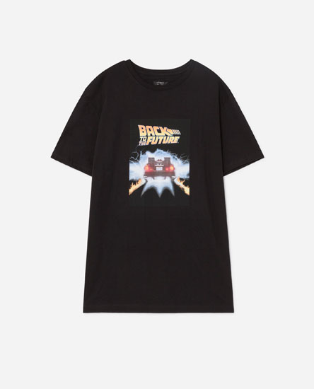 CAMISETA BACK TO THE FUTURE