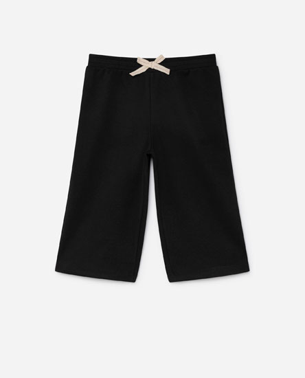 CULOTTES WITH BOW