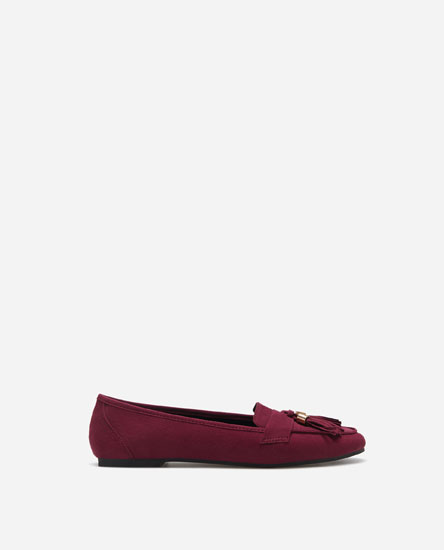 BASIC TASSEL LOAFERS - SUPER PRICE