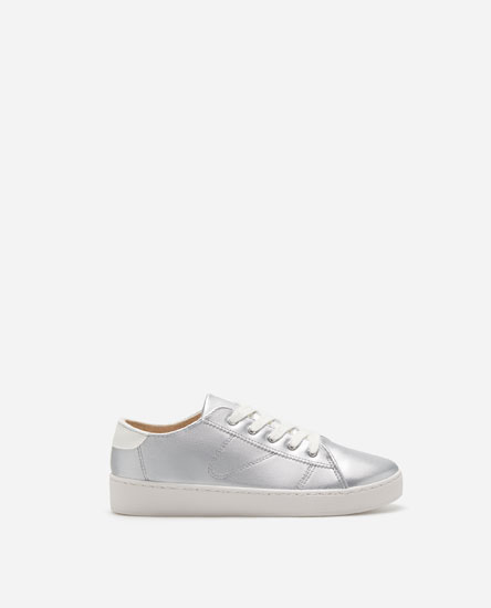 BASIC METALLIC PLIMSOLLS