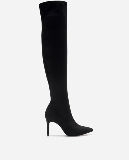 HIGH-HEEL OVER-THE-KNEE BOOTS