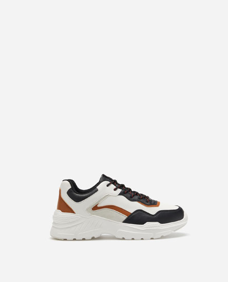 MAXI SOLE TRAINERS
