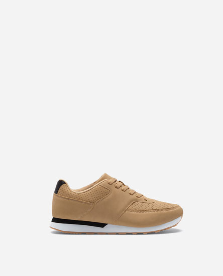 TANNED CASUAL SNEAKERS