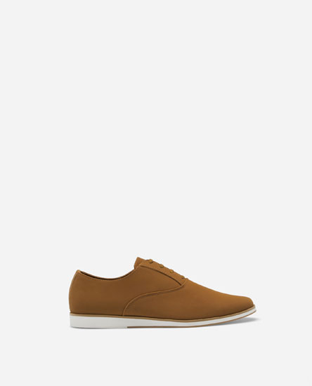 SLIM FLATFORM SHOES