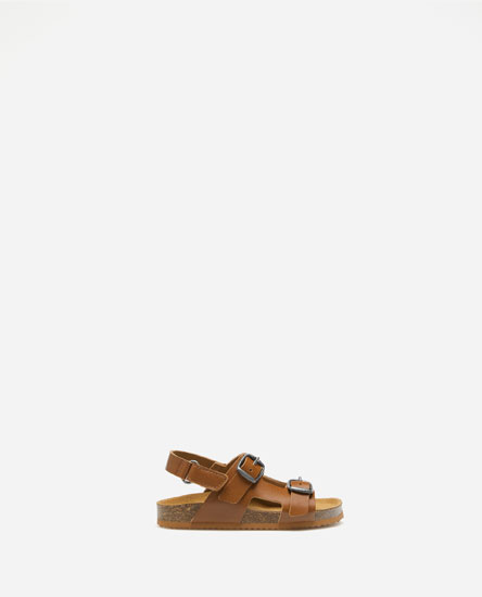BIO SANDALS WITH BUCKLES