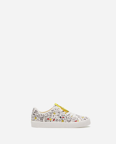 SMILEY ROCK PLIMSOLLS