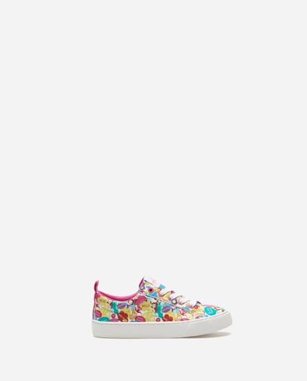 MINI PRINCESS PLIMSOLLS