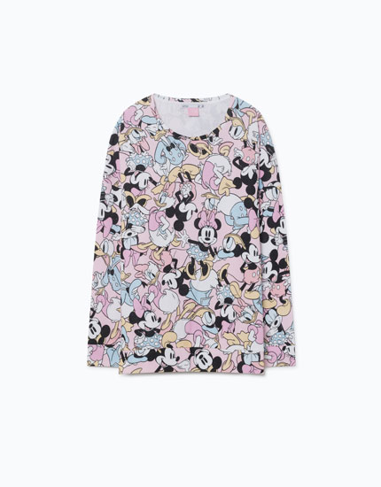 SUDADERA ESTAMPADO DISNEY