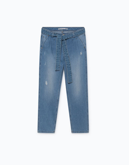 CHINOS DENIM CINTO