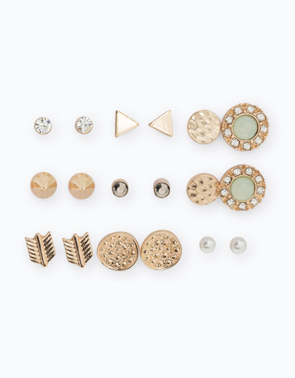 PACK OF EARRINGS