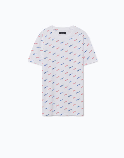 CAMISETA ESTAMPADA