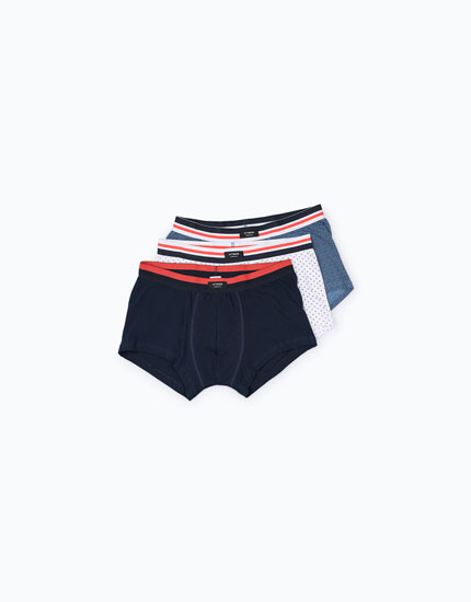 PACK OF BOXERS