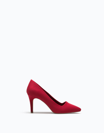 STRAIGHT UPPER HIGH HEEL SHOES - SUPER PRICE