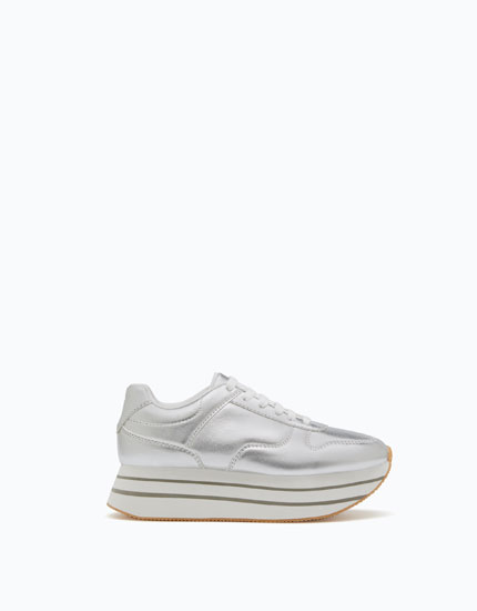 CHUNKY EVA SOLE SNEAKERS