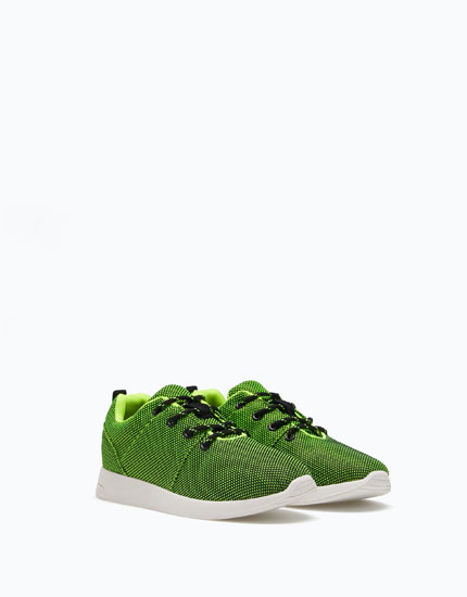 SUPER PRICE NEON SNEAKERS