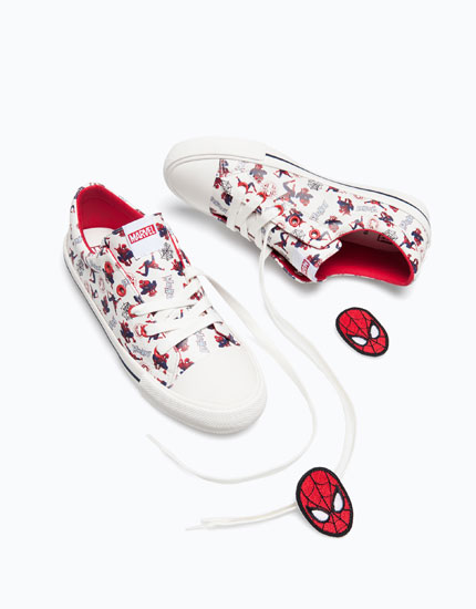 SPIDERMAN PLIMSOLLS