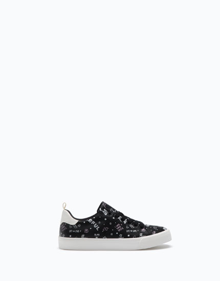PLIMSOLLS WITH SLOGANS
