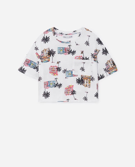d754a79b910 T-shirts and tops - COLLECTION - WOMEN - | Lefties España