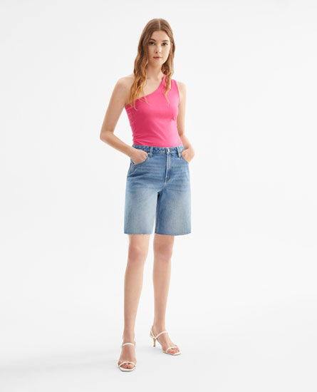 b514535b95 Skirts and shorts - COLLECTION - WOMEN - | Lefties Mexico