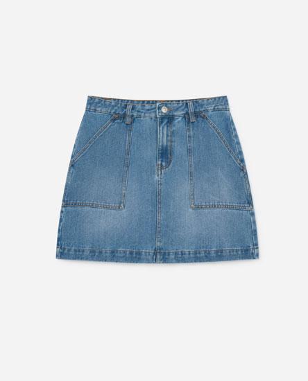 3b1f6f0d6 Faldas y shorts - COLECCIÓN - WOMEN - | Lefties España