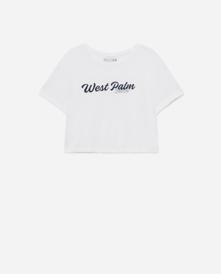 801602c5bd74 T-shirts and tops - COLLECTION - WOMEN - | Lefties España