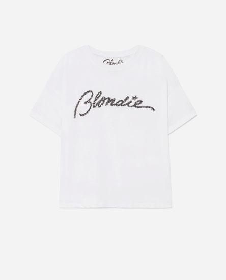Camiseta licencia Blondie