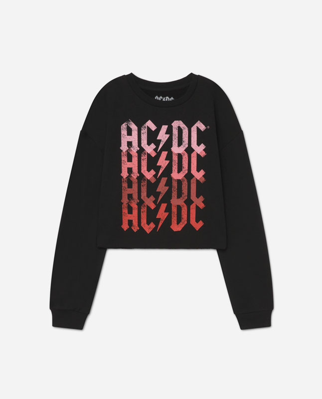 Sudadera Acdc by Lefties