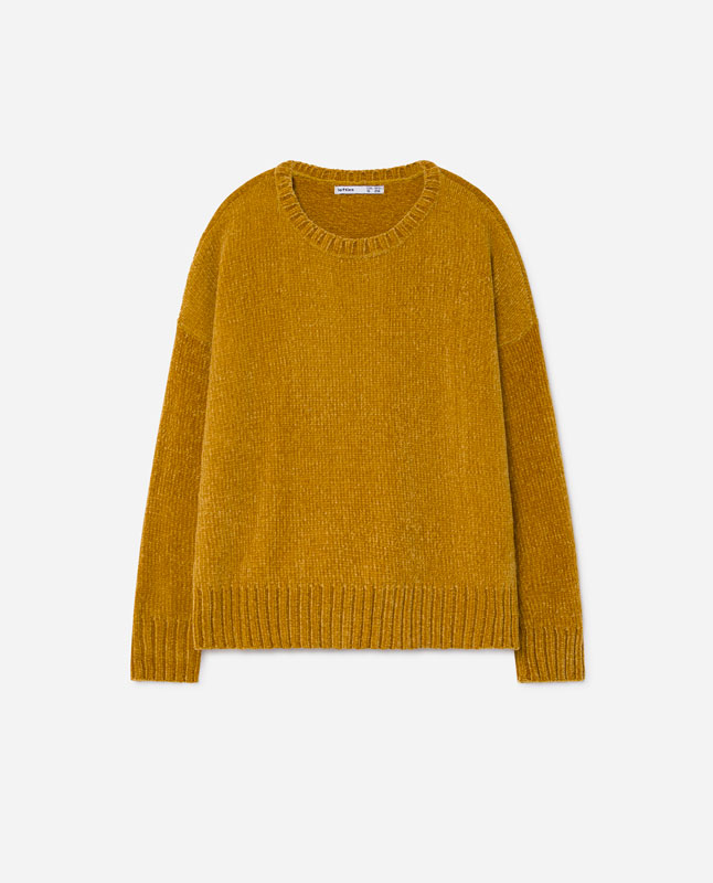 Sweater De Chenille by Lefties