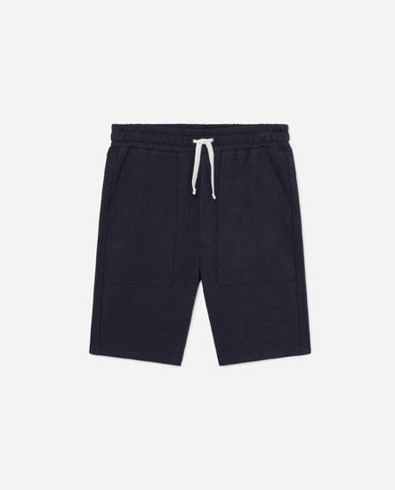 revisa dc04d 11afb BERMUDAS WITH SQUARE POCKETS