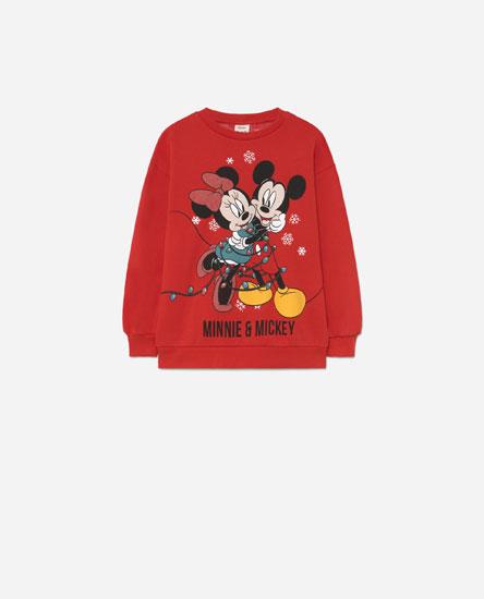 Sudadera Minnie y Mickey © Disney