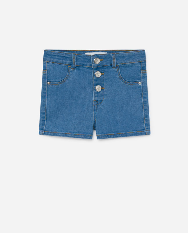 639d16c653cb Lefties - short denim - indigo - 05423105-I2019