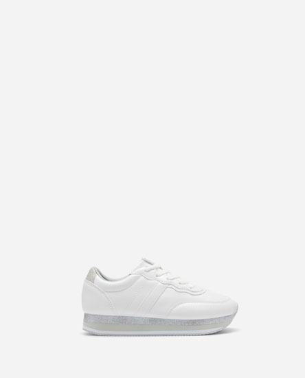 Tienda zapatos vestir Tenis de niña color multicolor