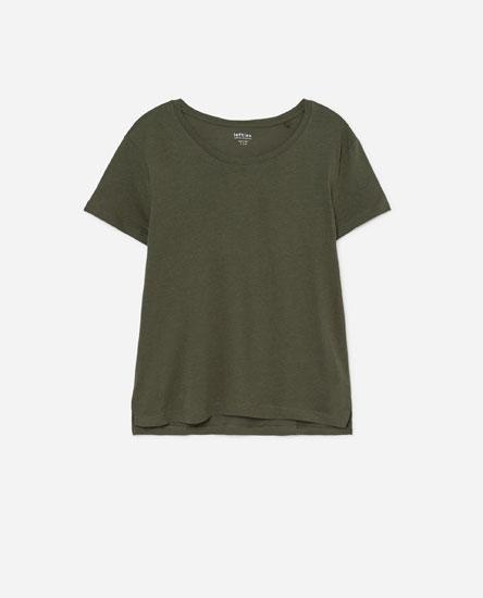 06a5b0816 Camisetas y tops - COLECCIÓN - WOMEN -
