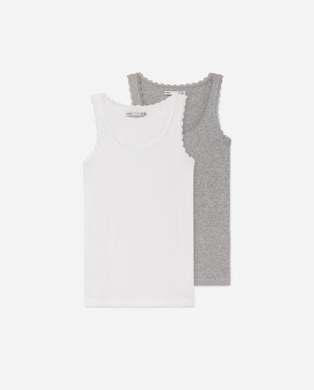 Tops y camisetas - COLECCIÓN - WOMEN -  b00724bb3fd